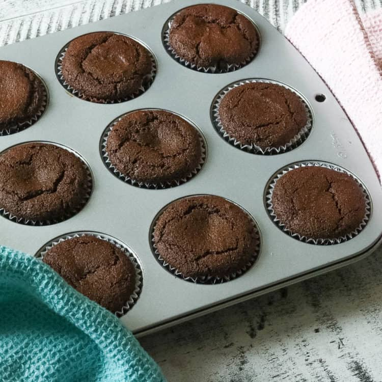 Dreamy Double Fudge Cupcakes