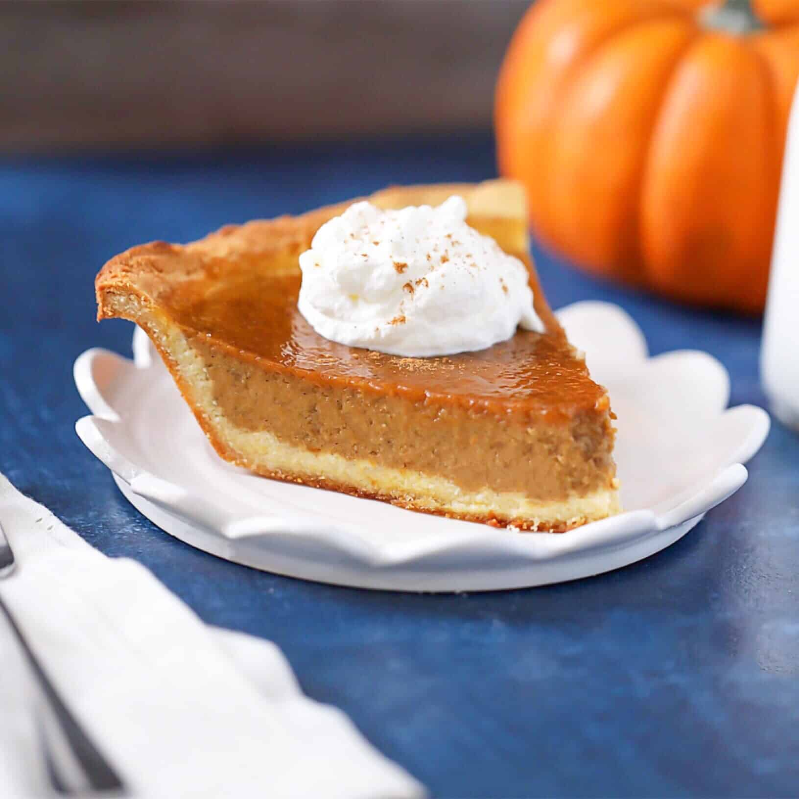 SCD Pumpkin Pie