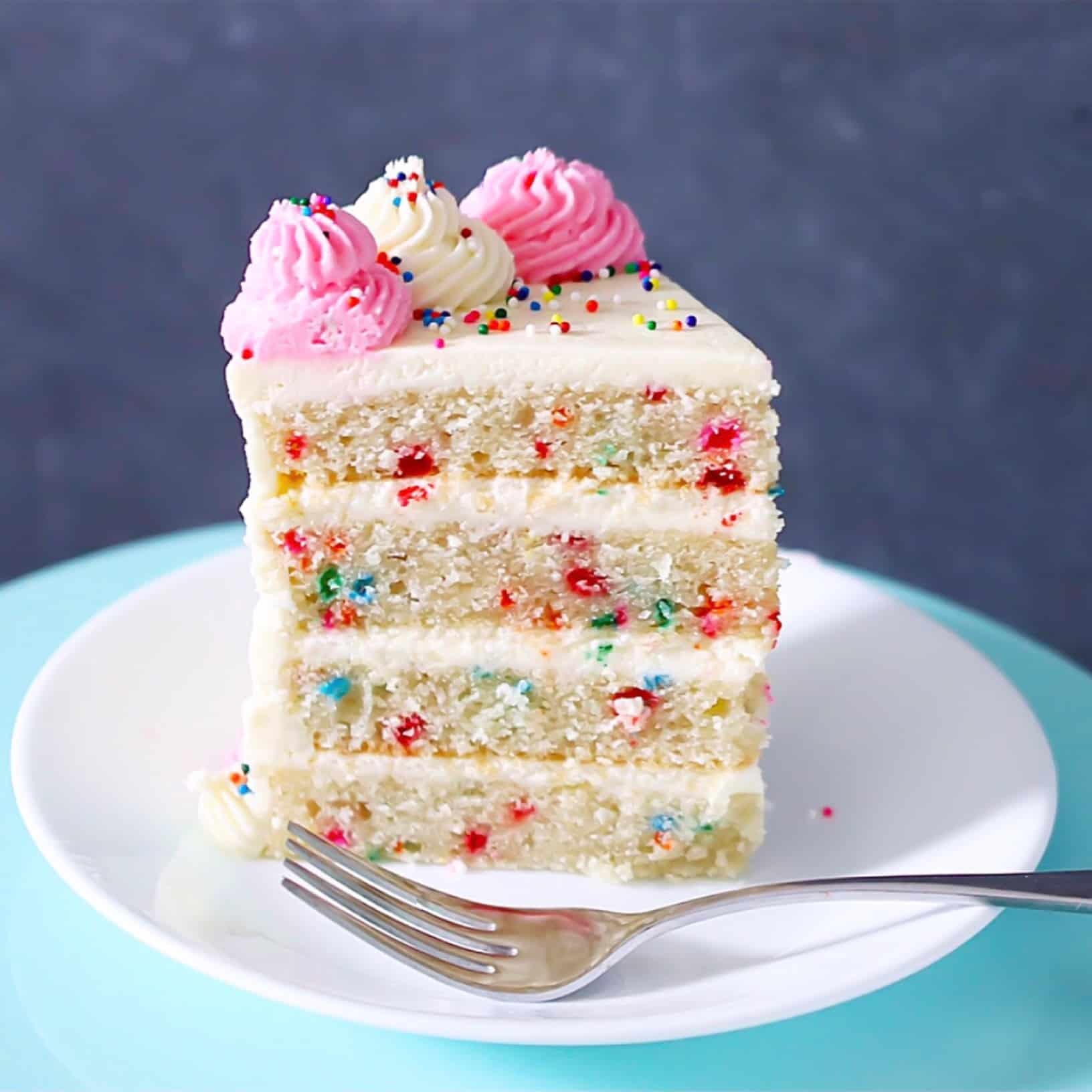 Grain Free Birthday Cake
