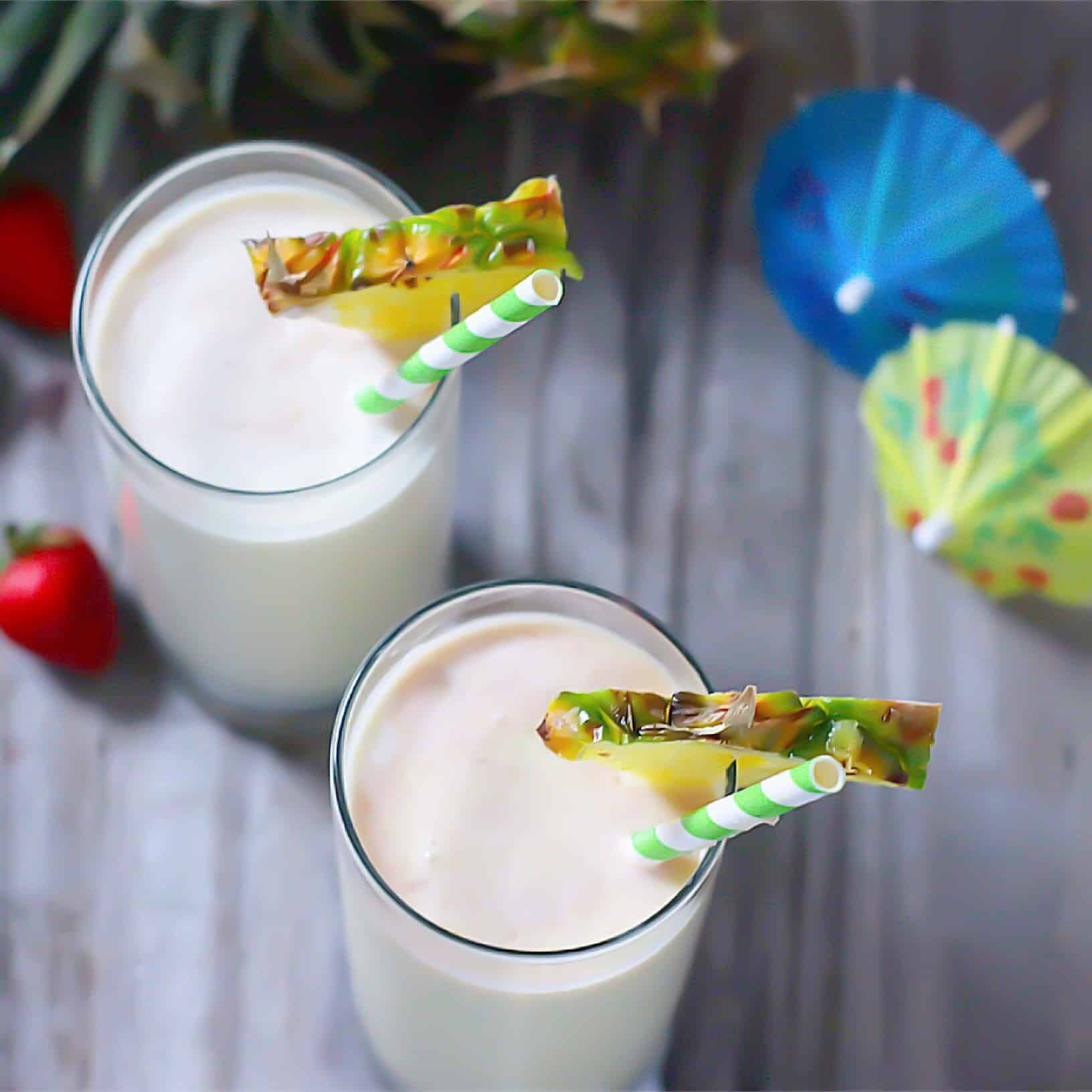 Piña Colada Smoothies