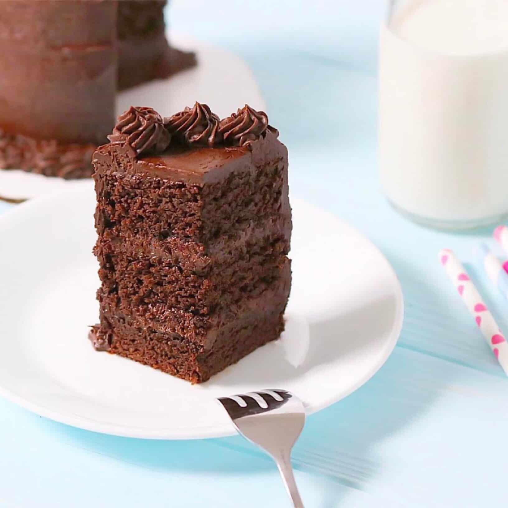 Mini Chocolate Bliss Cake - Lila Ruth Grain Free