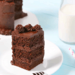 Paleo Mini Chocolate Bliss Cake