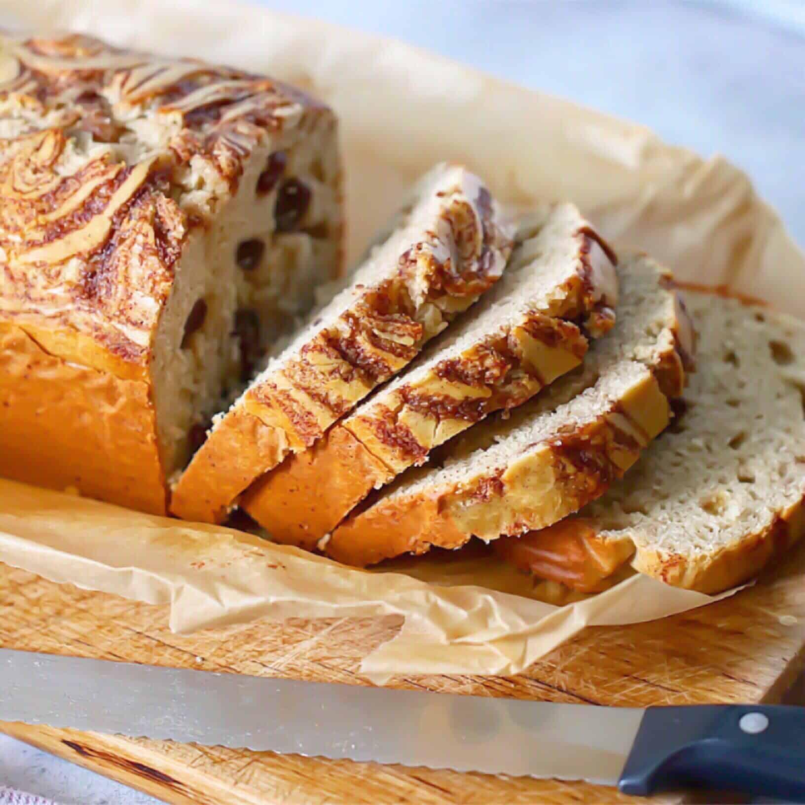 Gf Cinn Bread