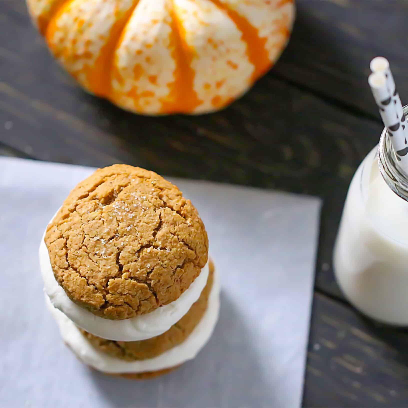 GF Molasses Cream Pie1