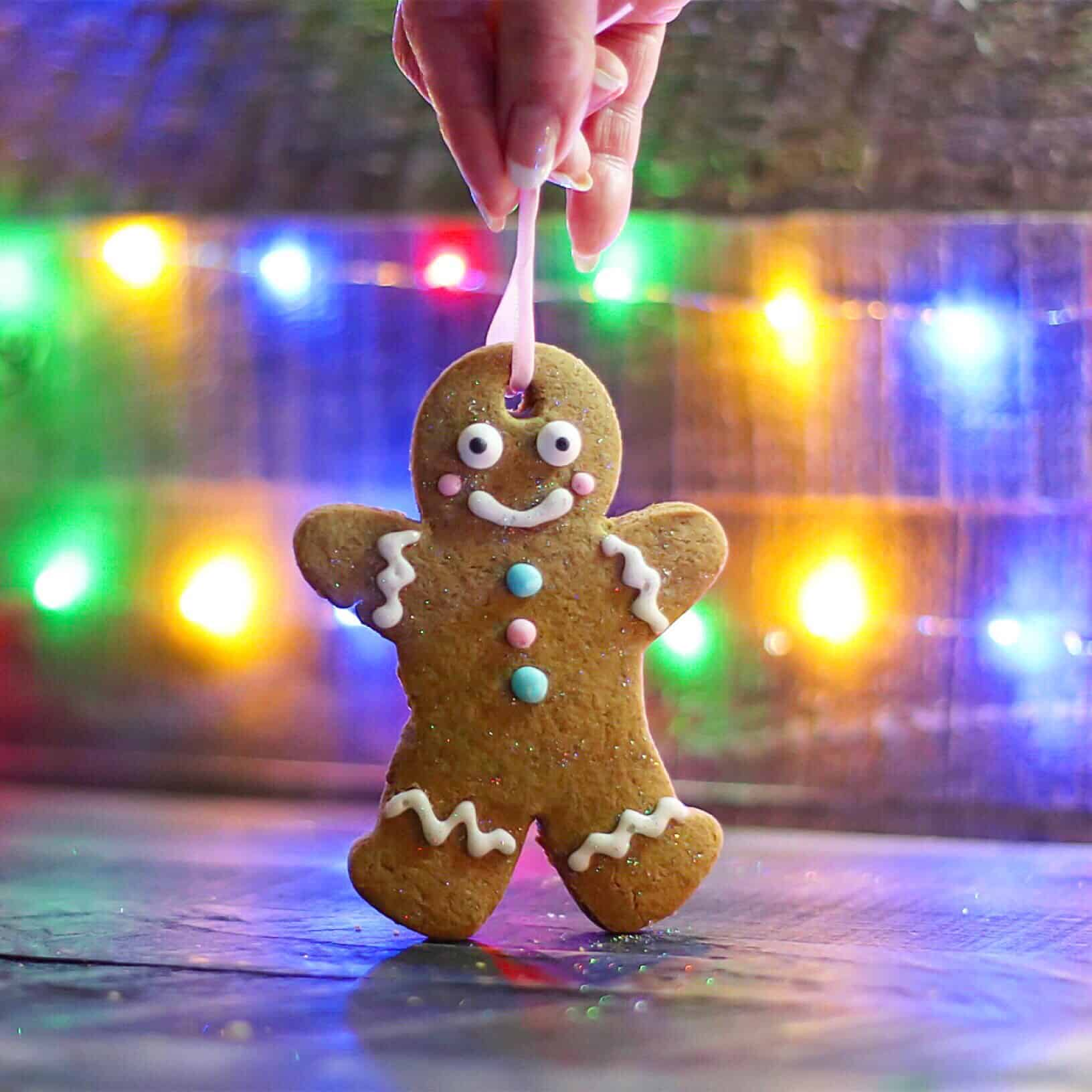 GF Gingerbread Man