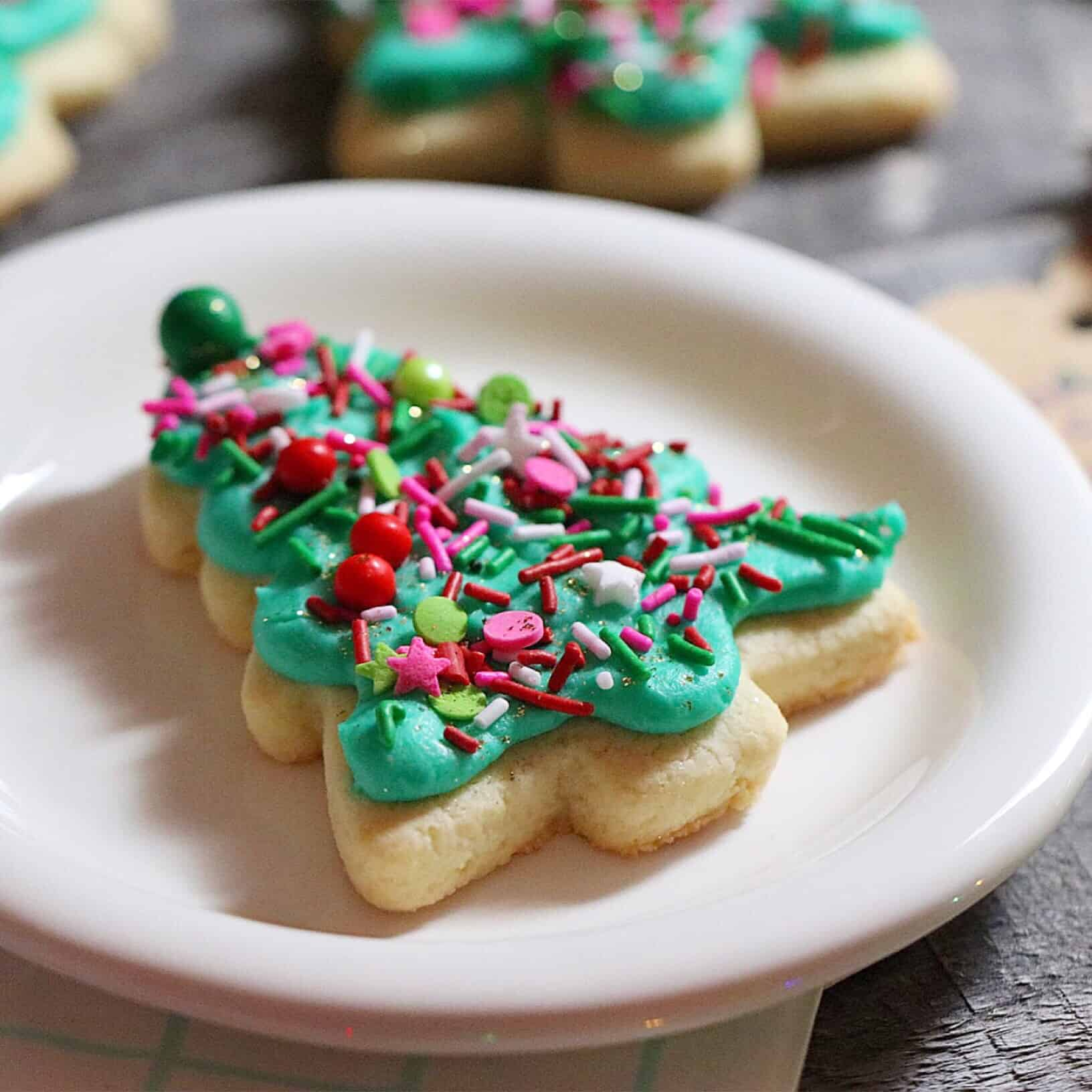 GF Sugar Cookie 1