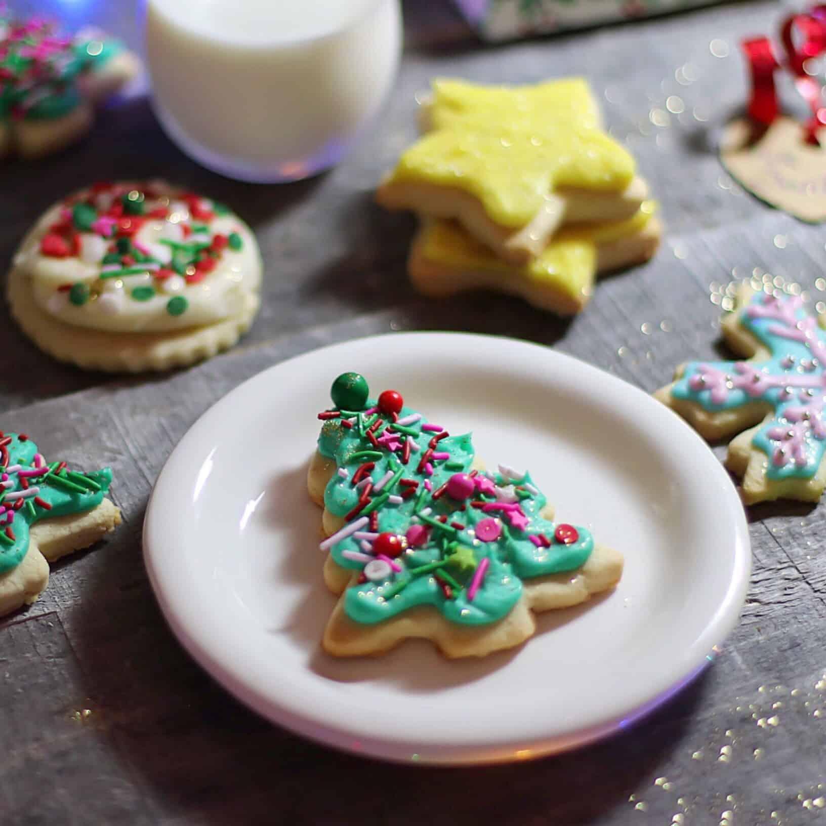 GF Sugar Cookie 4