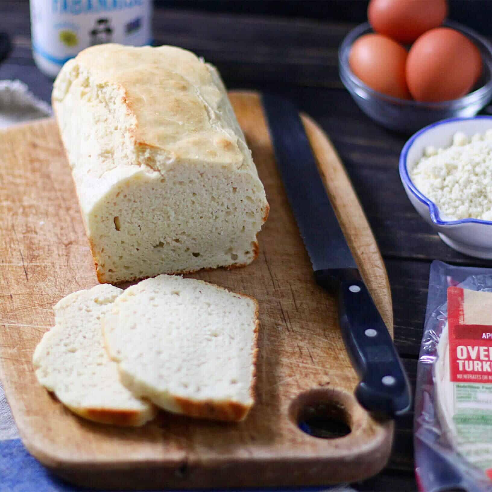 Paleo Bread 1