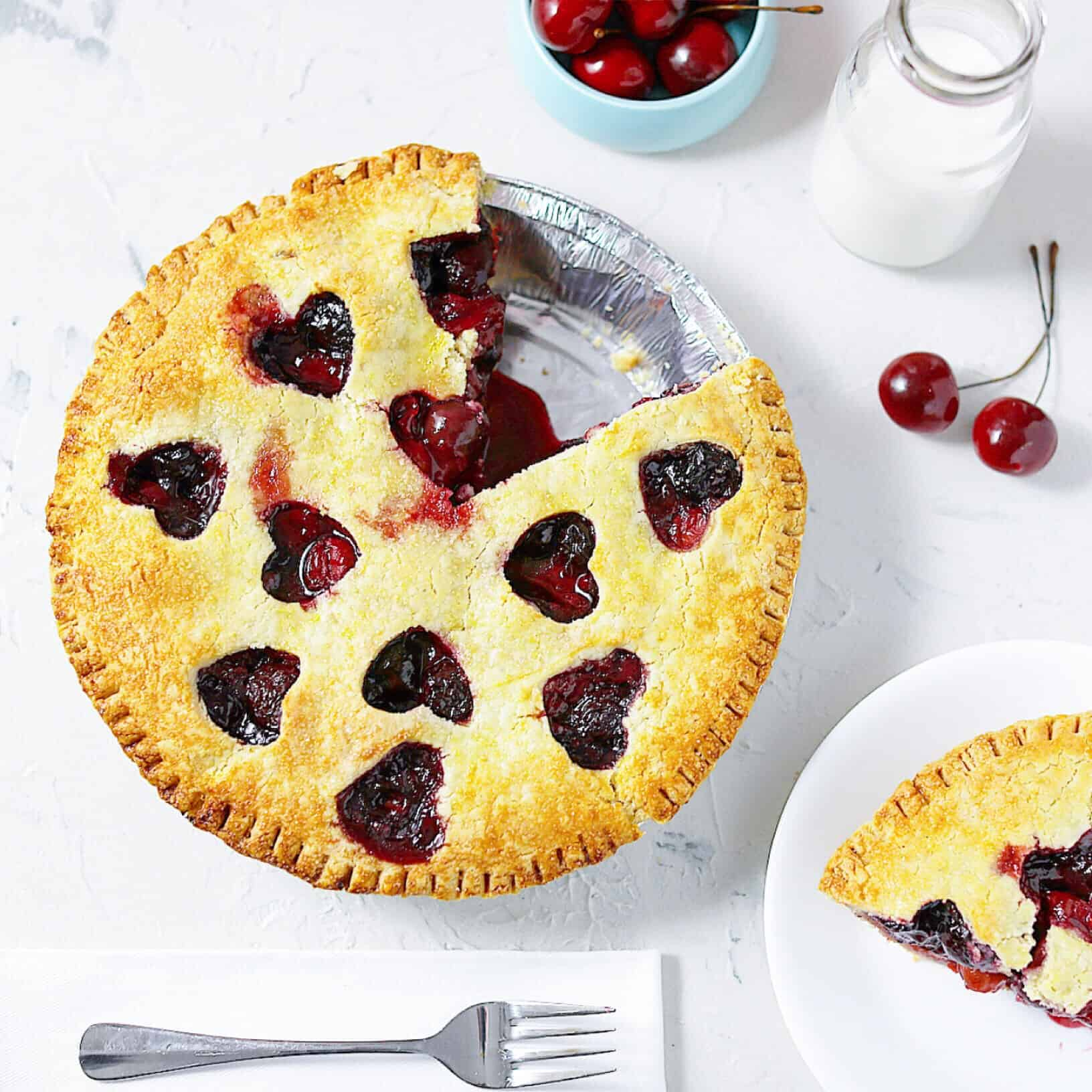 Grain-Free Cherry Pie