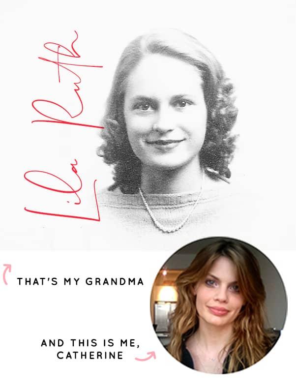 Grandma Lila Ruth