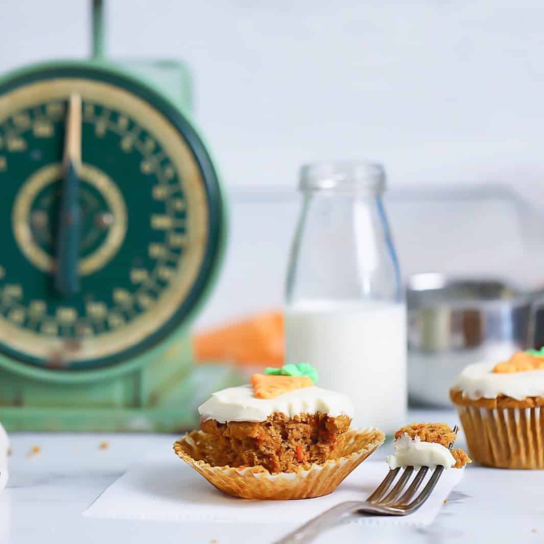 Keto Carrot Muffin