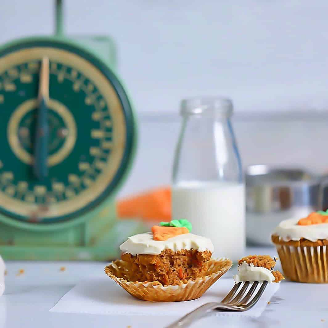 Carrot Cake Muffin Photo