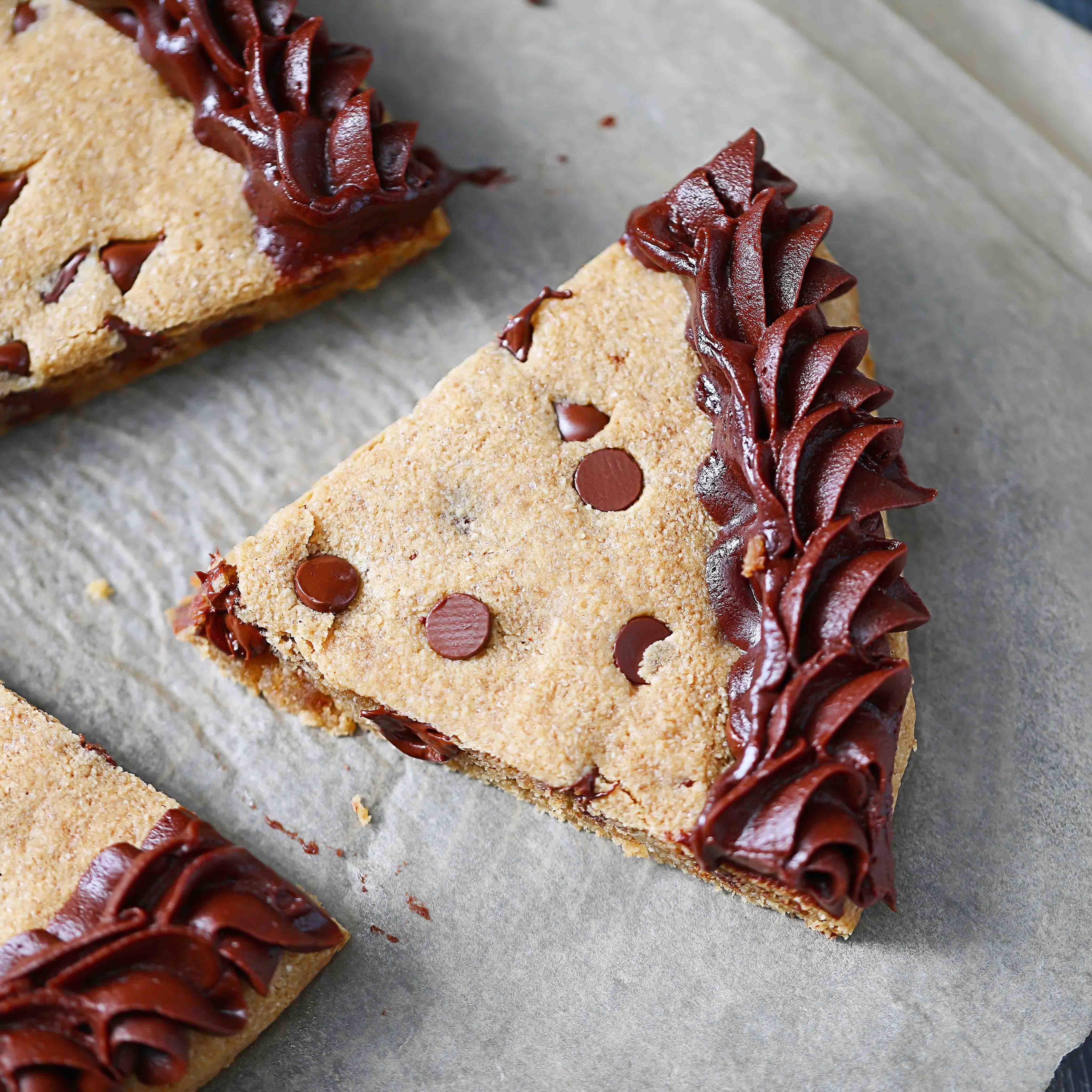 Low-Carb Cookie Cake