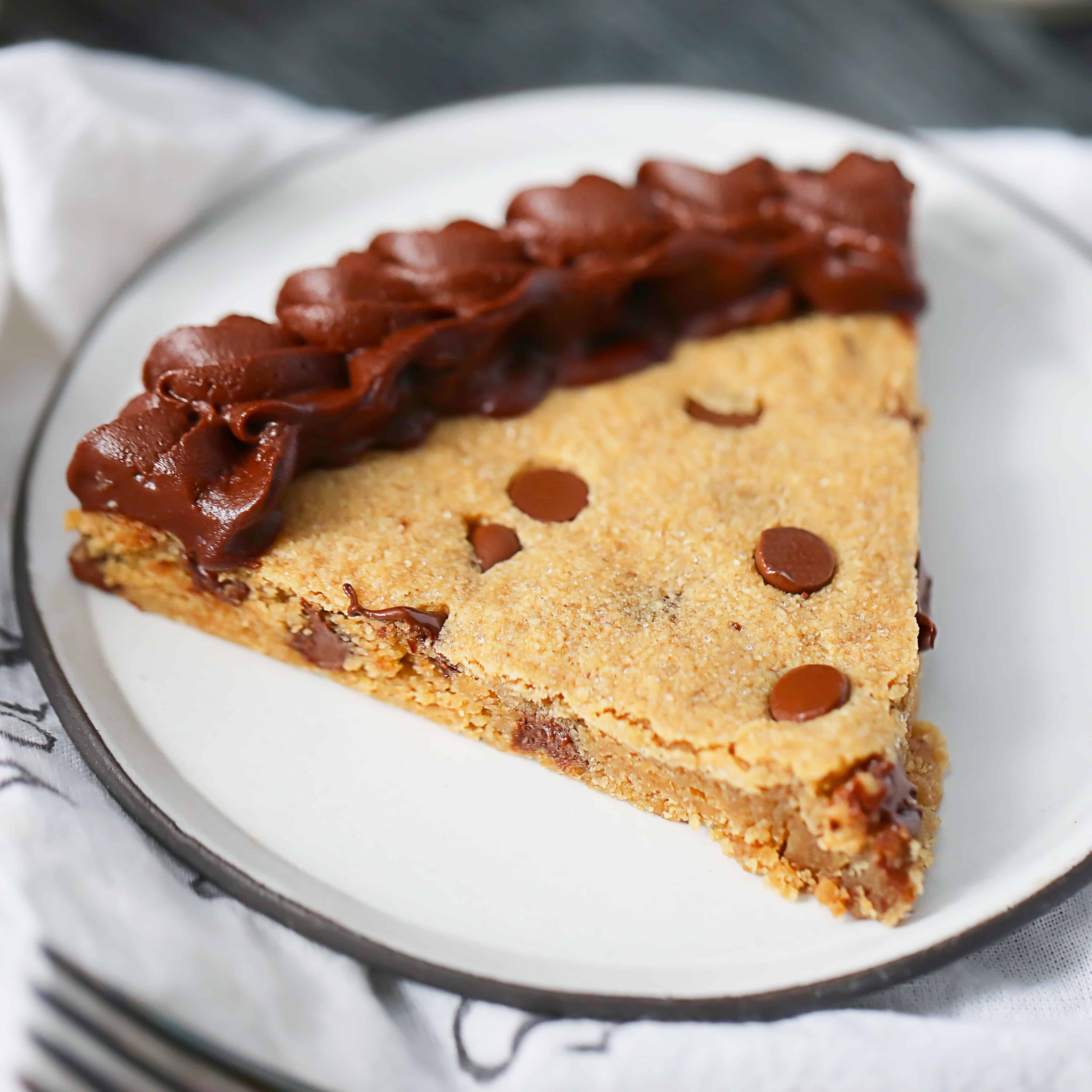 cookie cake low carb