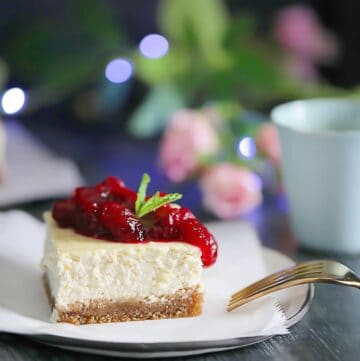 SCD Cheesecake