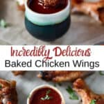 Chicken Wings (Baked)