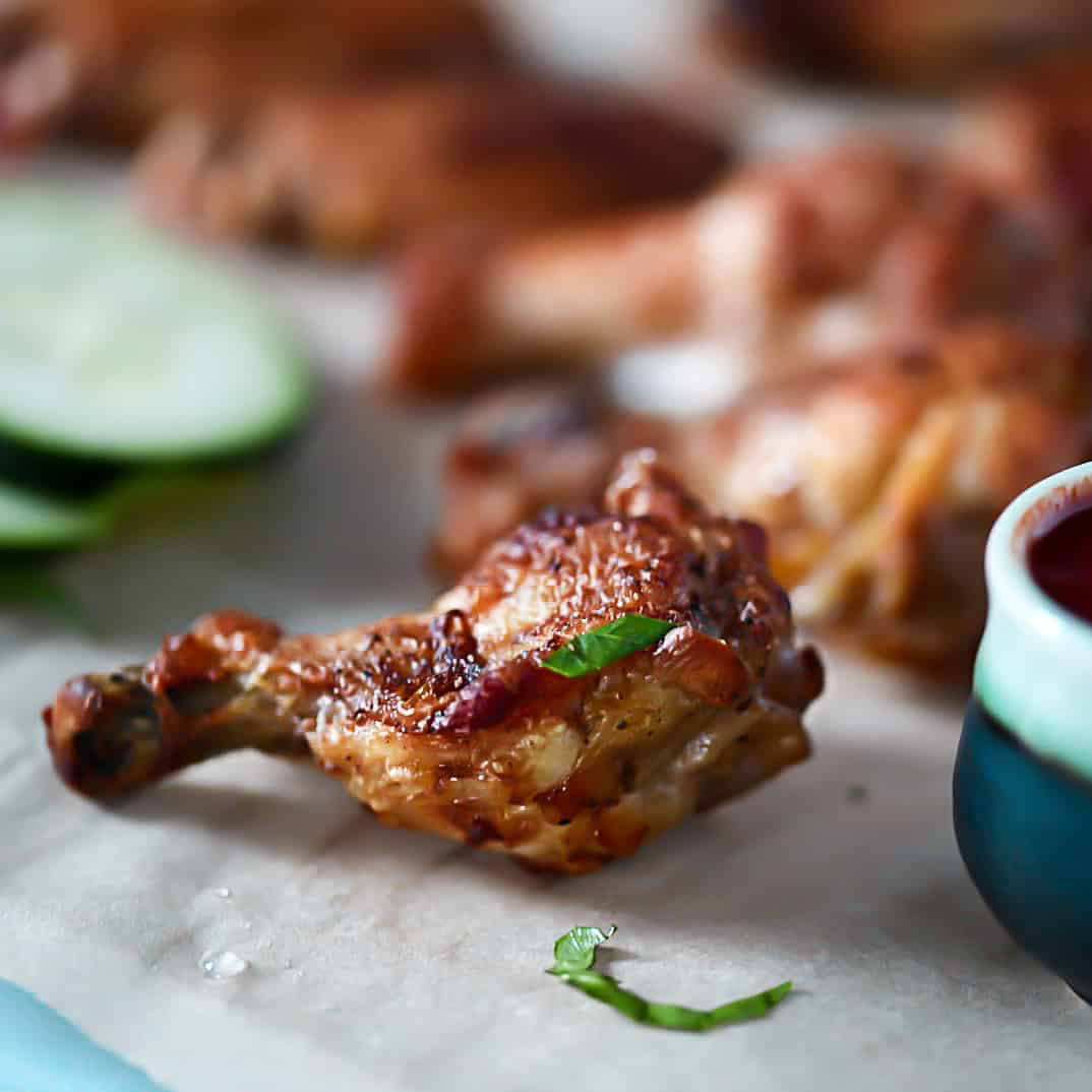 Baked Chicken Wings