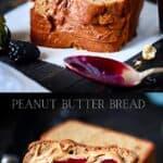 Peanut Butter Bread Pin
