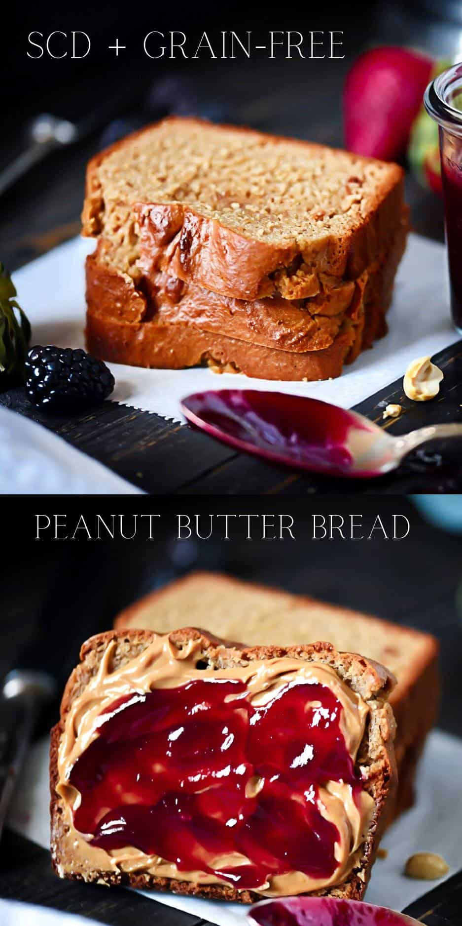 Peanut Butter Bread Pin