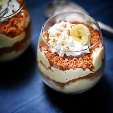 SCD Banana Pudding With Graham + Coconut Cream
