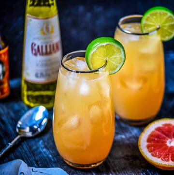 galliano tequila cocktails