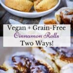 Gluten-Free Cinnamon Roll Pin