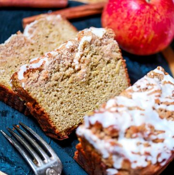 Grain-Free Apple Bread