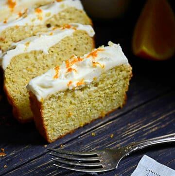 Grain-Free Orange Cake
