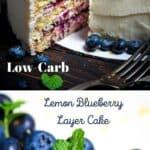 Low-Carb Lemon Layer Cake Pin