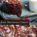 Low-Carb Gluten-Free Chocolate Cake Pin