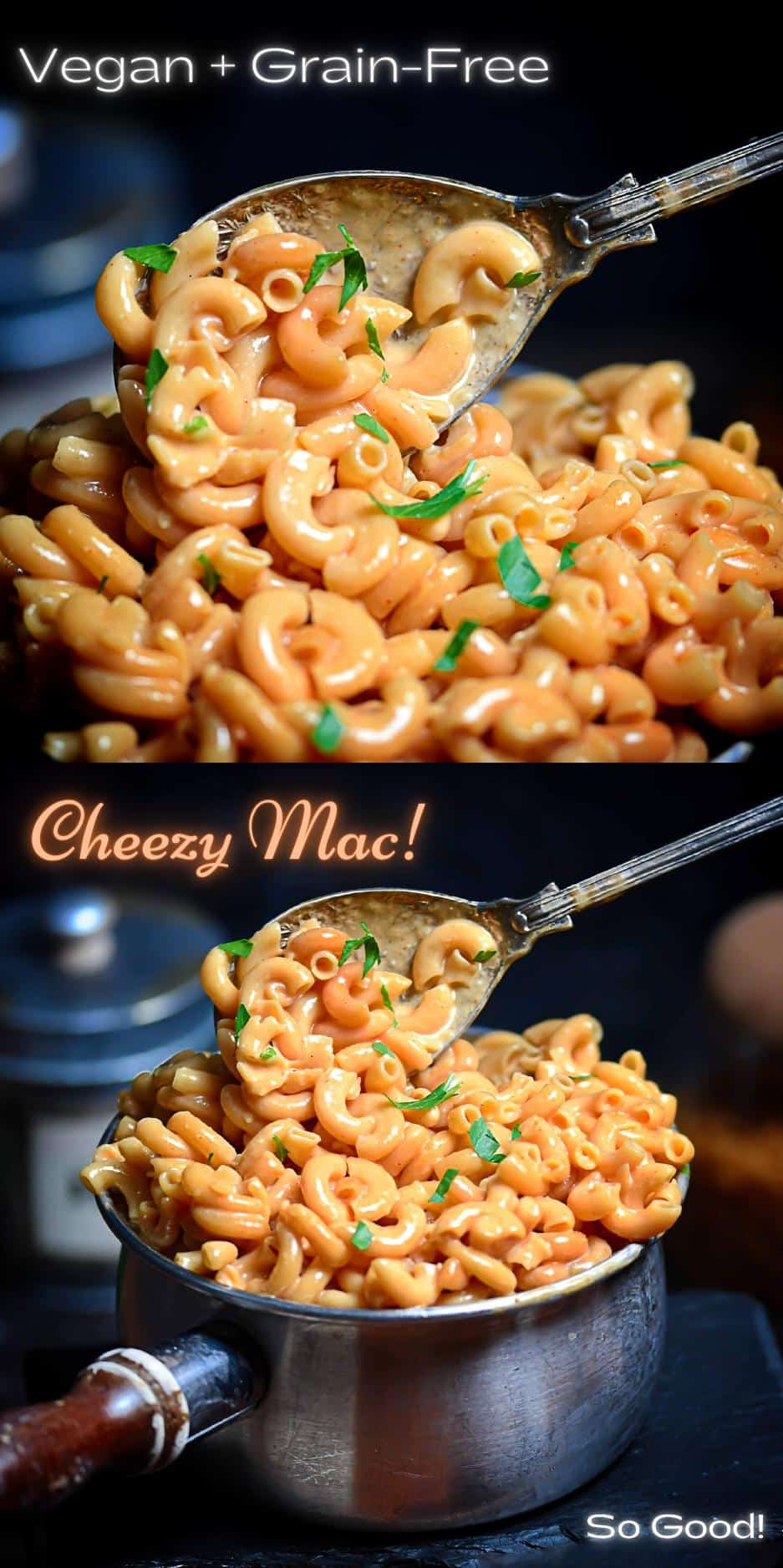 Vegan Cheeezy Mac Pin