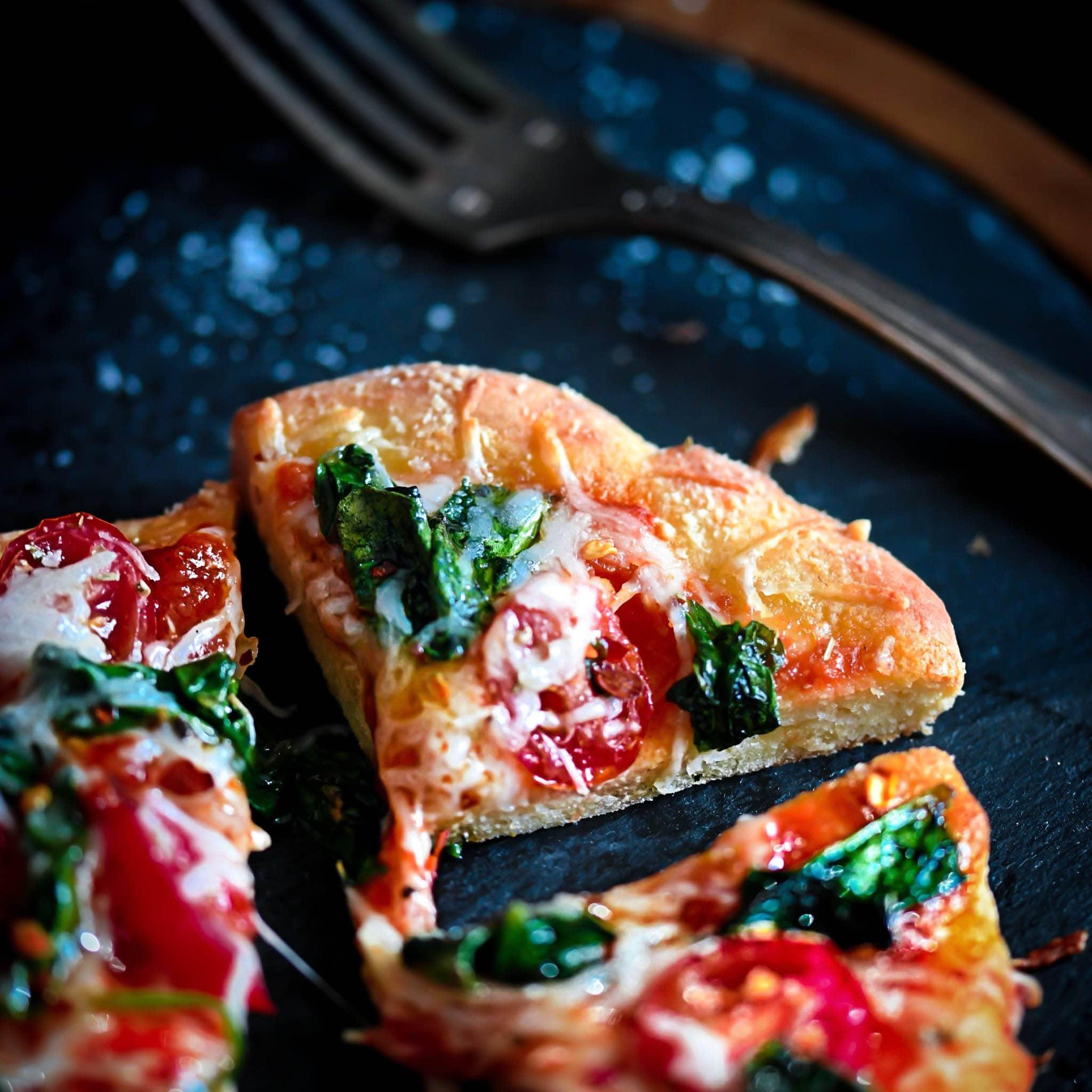 Keto + SCD Pizza Slices